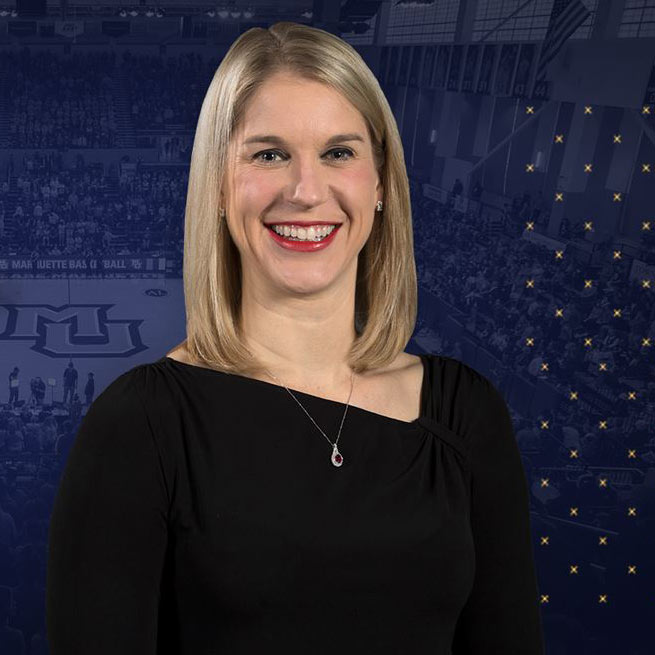 #39: Megan Duffy - Marquette Women's Basketball Coach