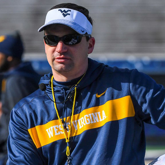 #38: Neal Brown - West Virginia University Head Football Coach
