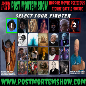e178 - Horror Movie Religious Figure Battle Royale