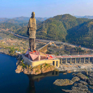 World's Tallest Statue – Statue Of Unity | Referral Key