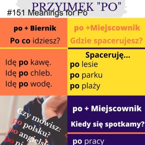 #151 Meanings for Po
