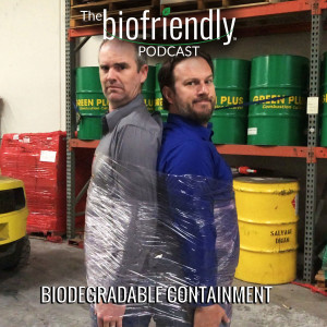Biodegradable Containment
