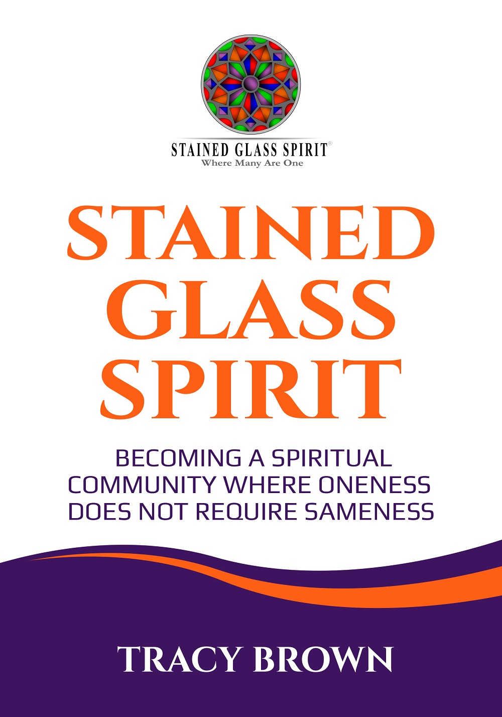 Stained Glass Spirit Book: Section Five with Sharon Ketchum and Andriette Earl