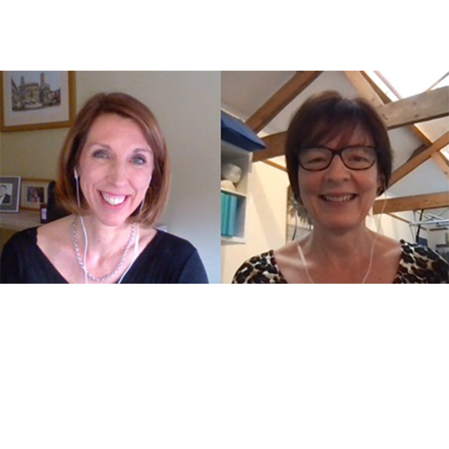 081 Pilates & the Menopause - Dinah Siman & Dr Louise Newson
