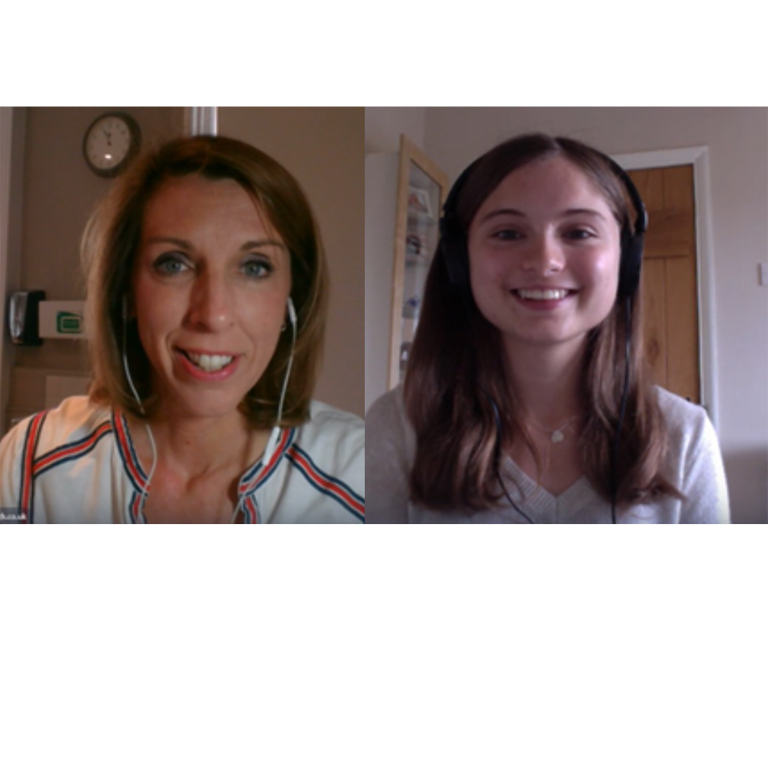 068 Going Through a Teenage Menopause - Ellie Waters & Dr Louise Newson