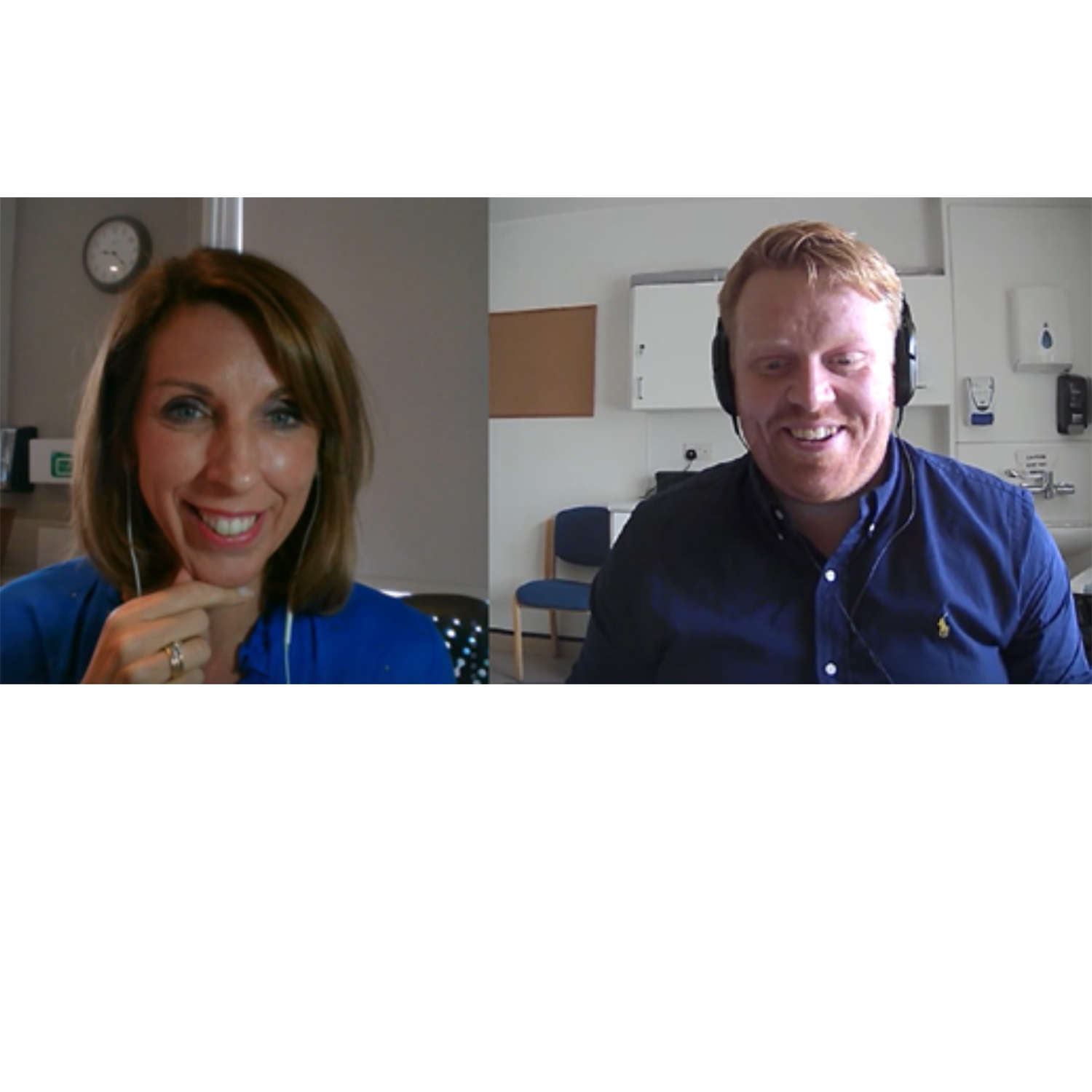 069 Managing Menopause as a New GP - Gregory Monk & Dr Louise Newson