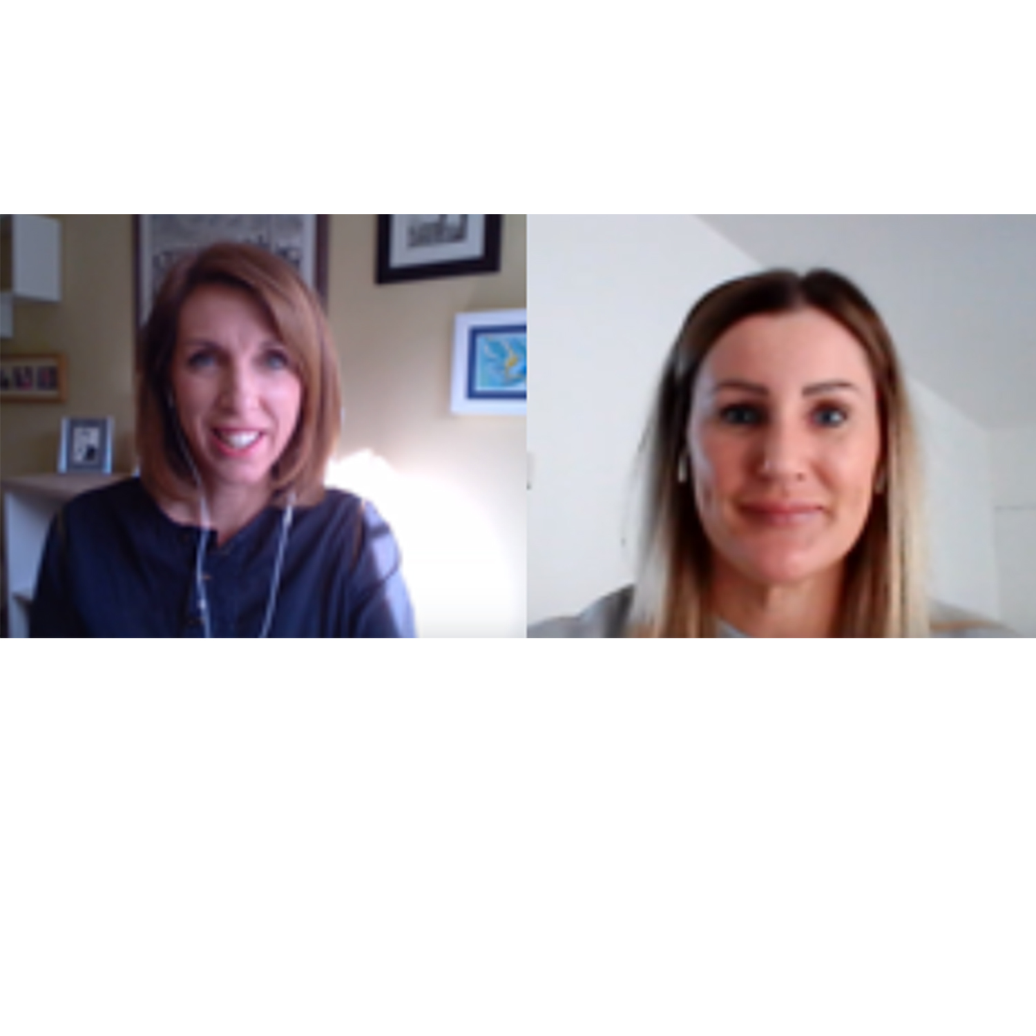 091 Being Young & Menopausal - Hayley Etherington & Dr Louise Newson