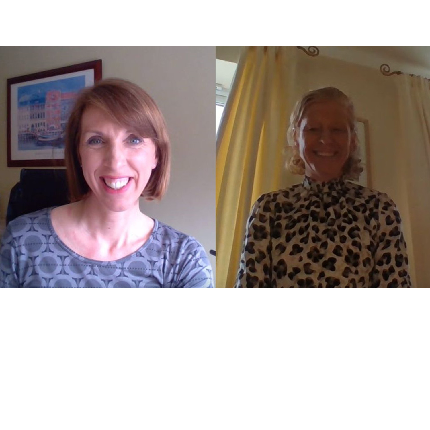 055 Exercise & the Menopause - Janette Cardy & Dr Louise Newson