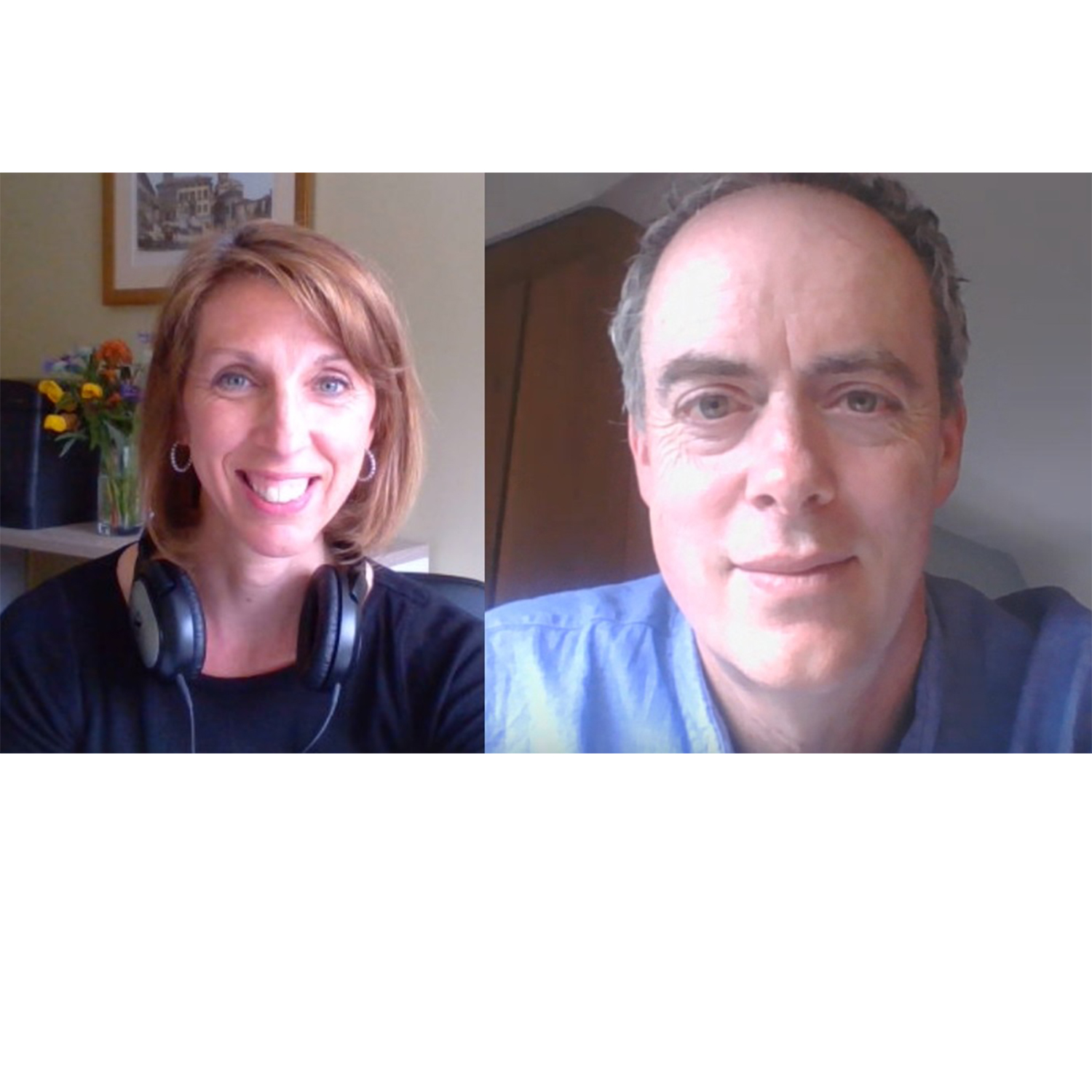 064 Early Menopause and Fertility - Jon Hughes & Dr Louise Newson