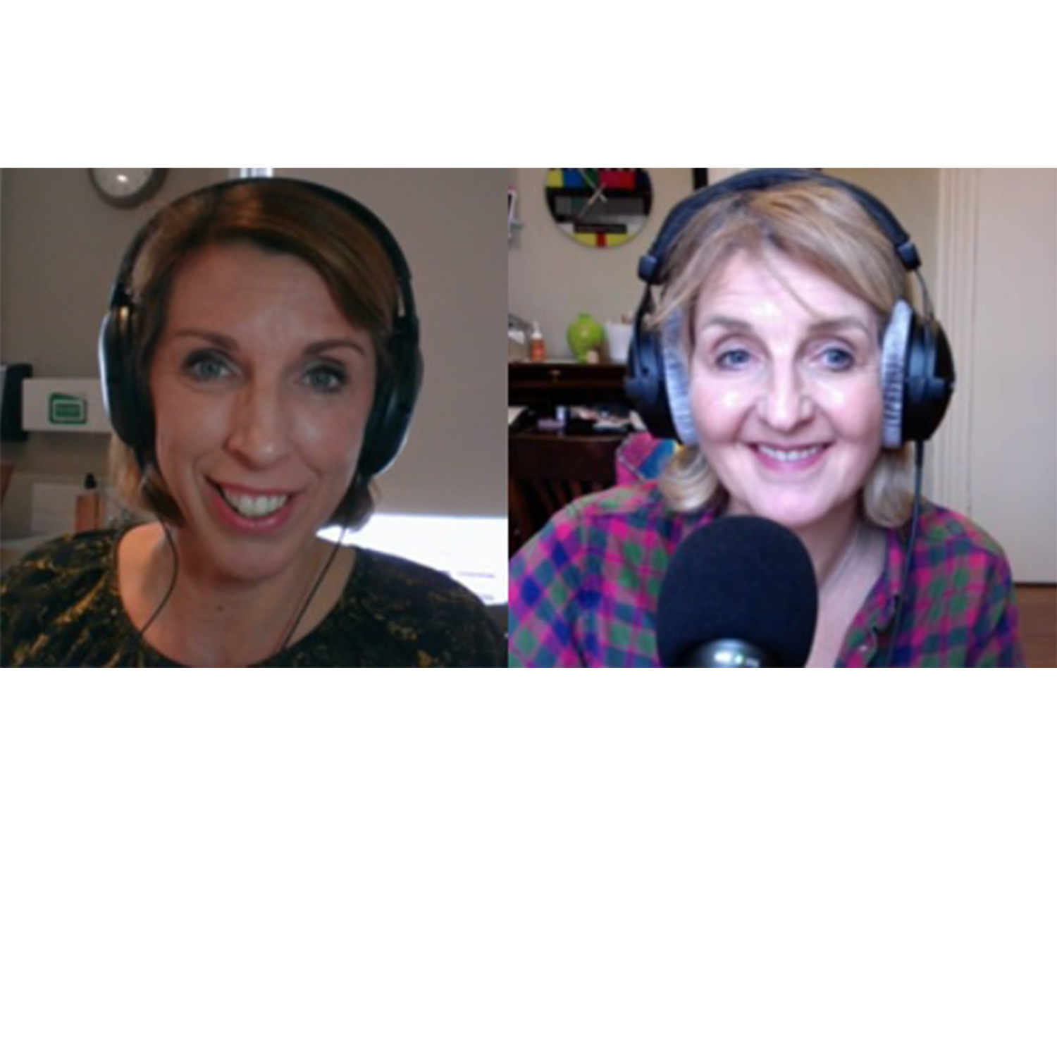 073 Menopause in the Media - Kaye Adams & Dr Louise Newson