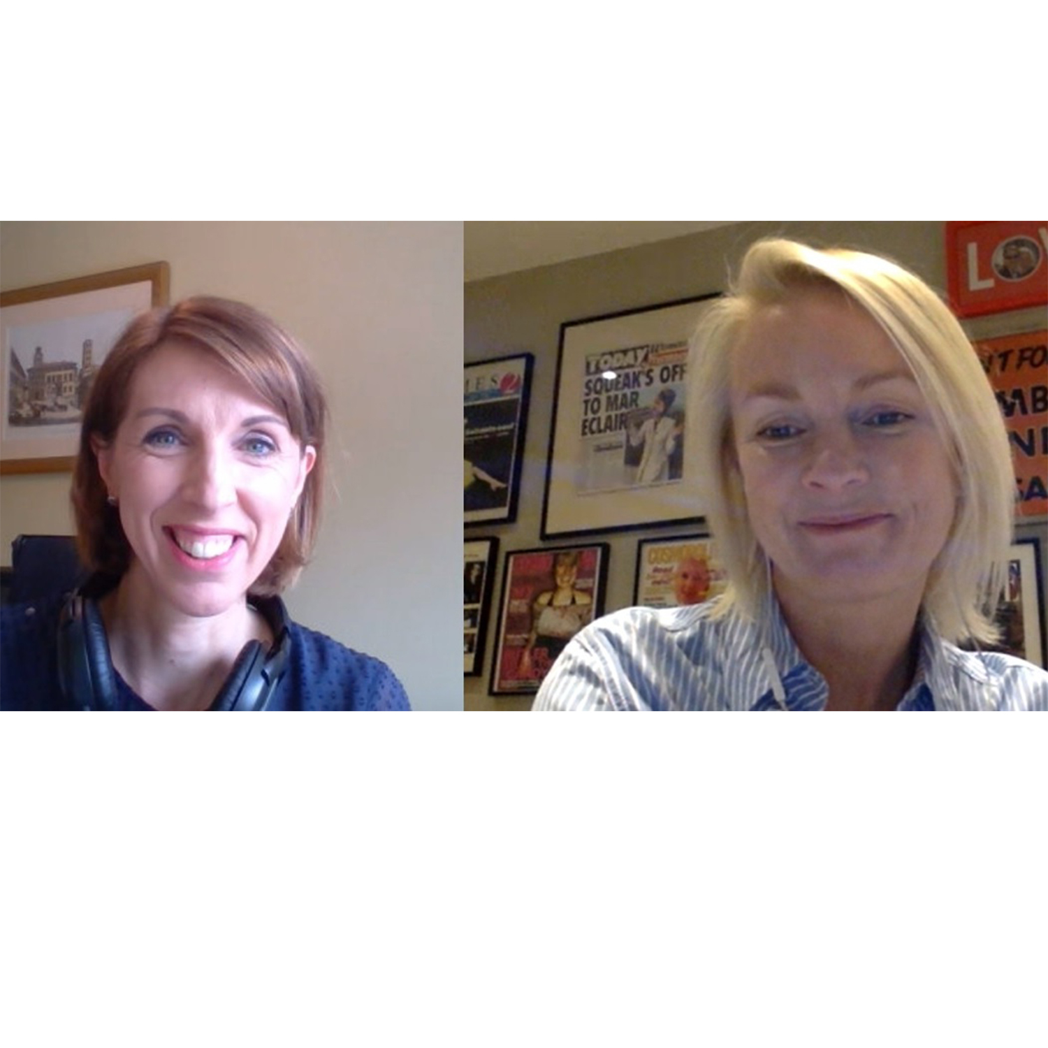 043 Changing the Language Around Menopause and Midlife - Lorraine Candy & Dr Louise Newson