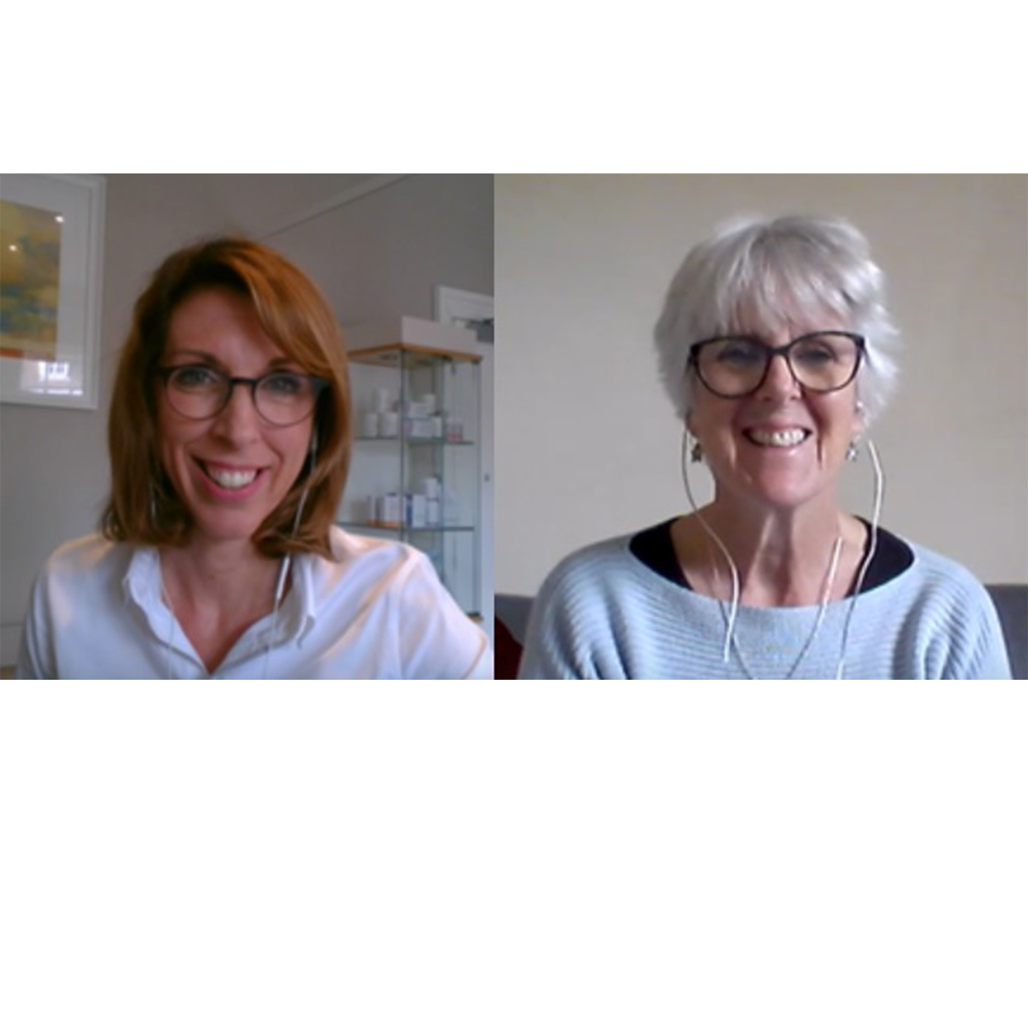 078 Urogenital Symptoms of the Menopause - Lavinia Winch & Dr Louise Newson