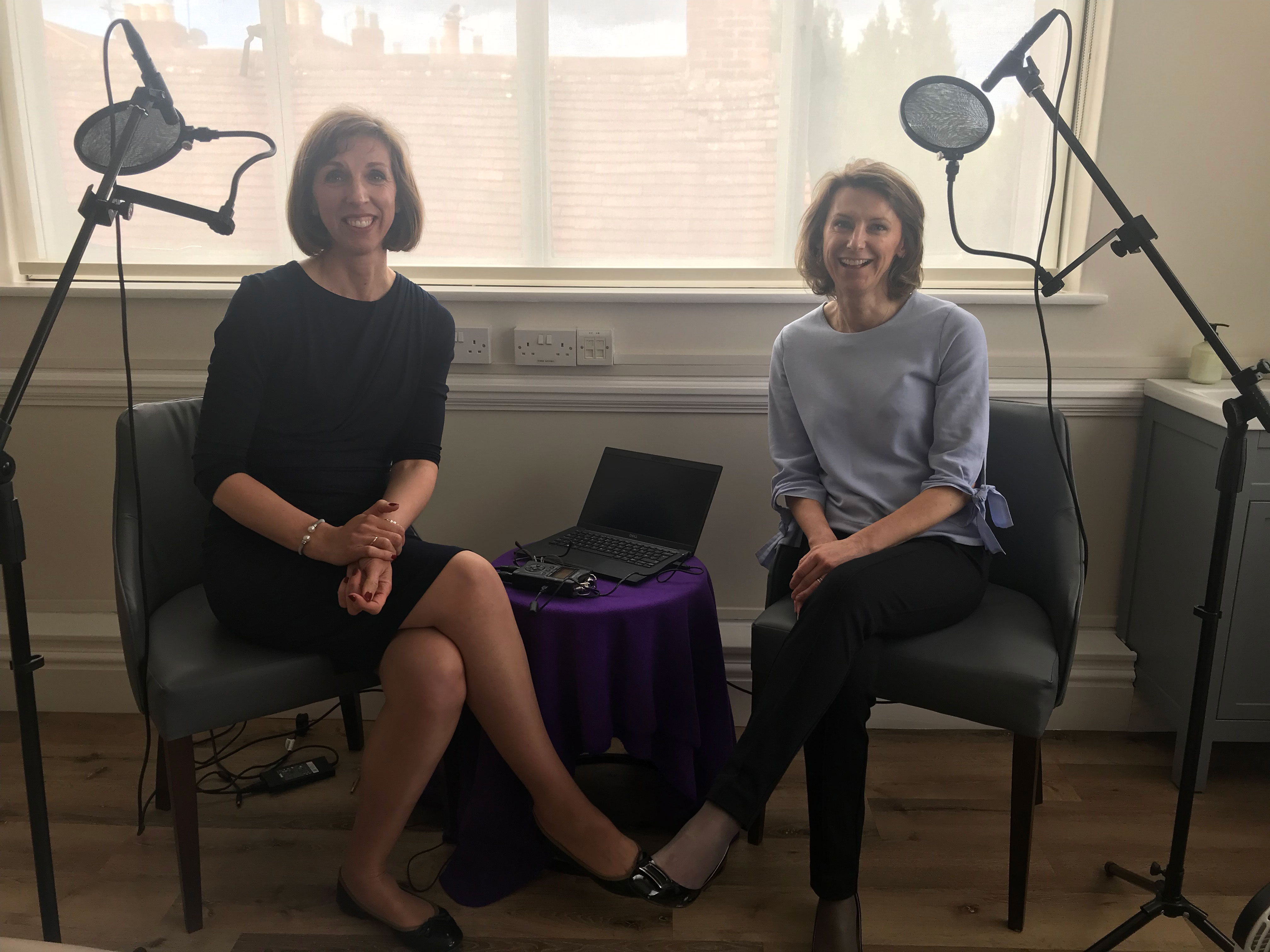 003 Menopause & Depression - GP & Menopause Expert Dr Rebecca Lewis & Dr Louise Newson