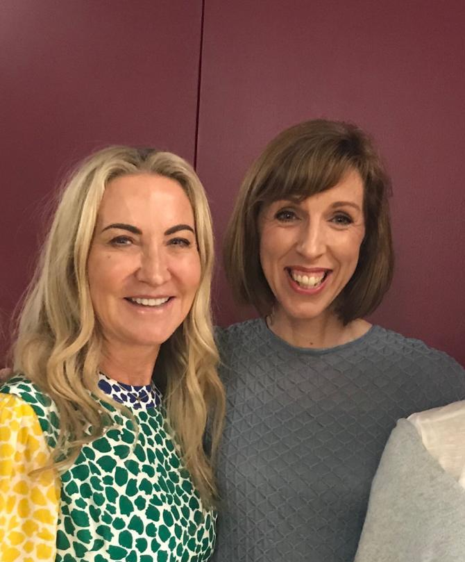 010 MegsMenopause - Meg Mathews & Dr Louise Newson