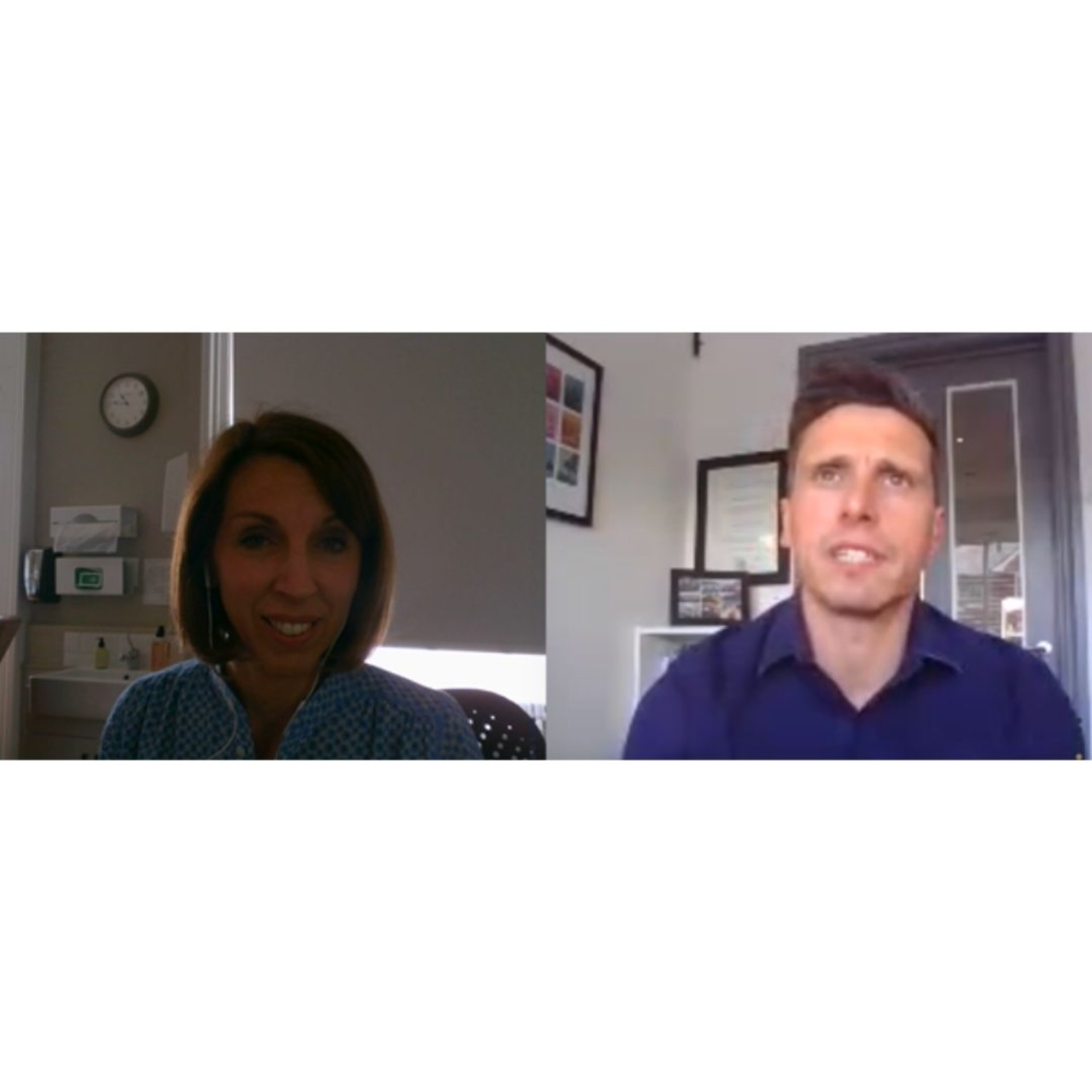 106 - Seeing the bigger picture with Men's Health specialist Dr Jeff Foster