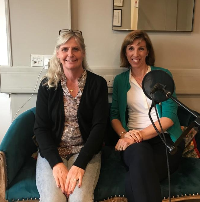 020 Menopause and Antidepressants - Kim Goulding & Dr Louise Newson