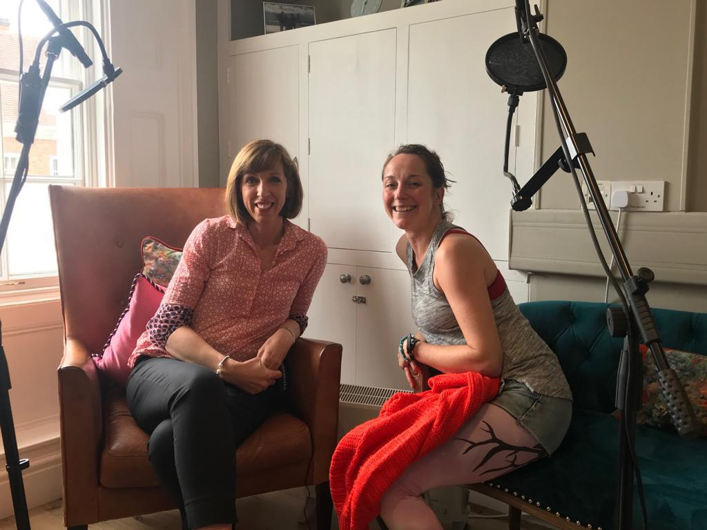 017 The Benefits of Yoga - Lucy Holtom & Dr Louise Newson