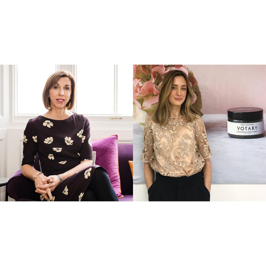 111 - Looking after your skin with Votary's Arabella Preston