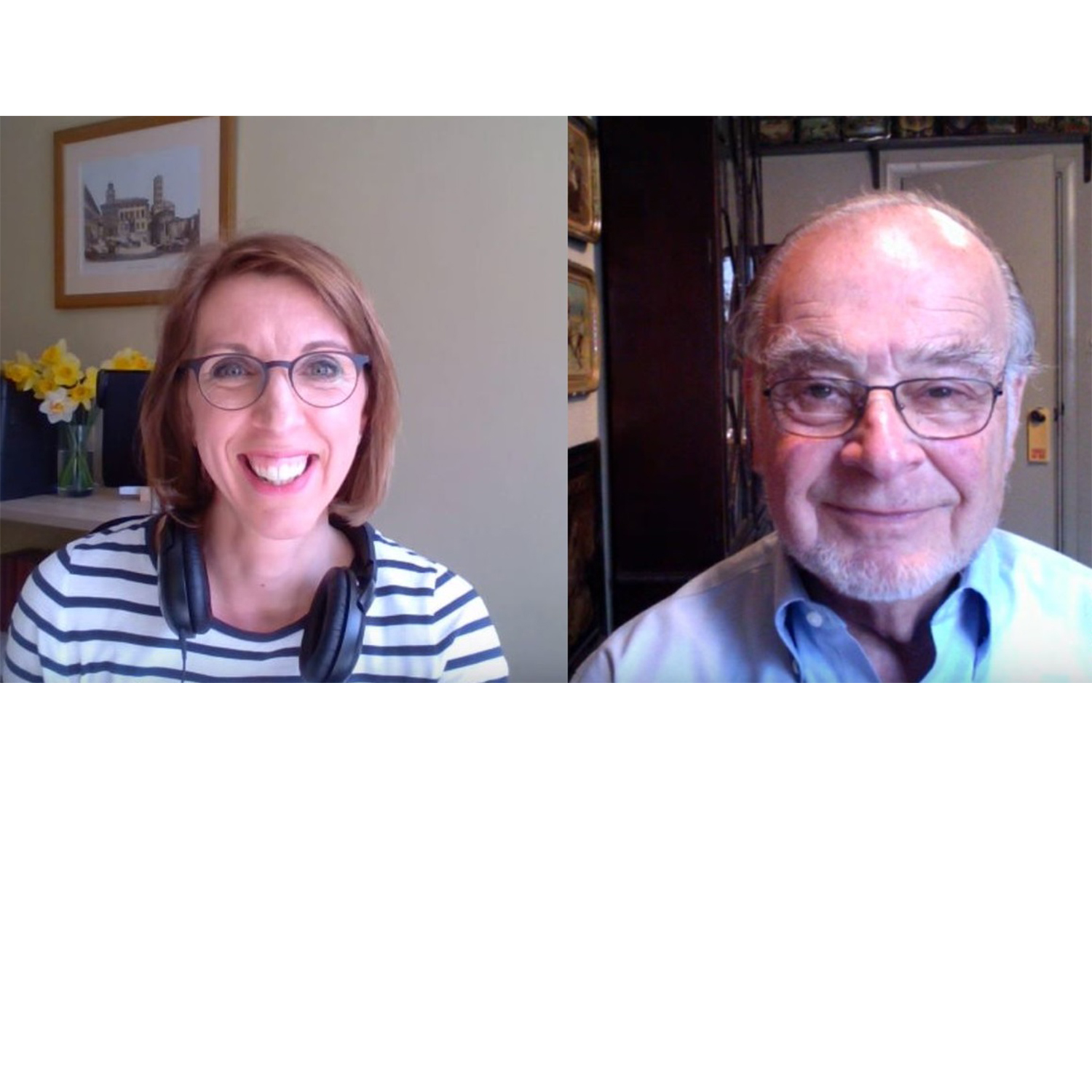 053 The Financial Costs of the Menopause - Professor Philip Sarrel & Dr Louise Newson