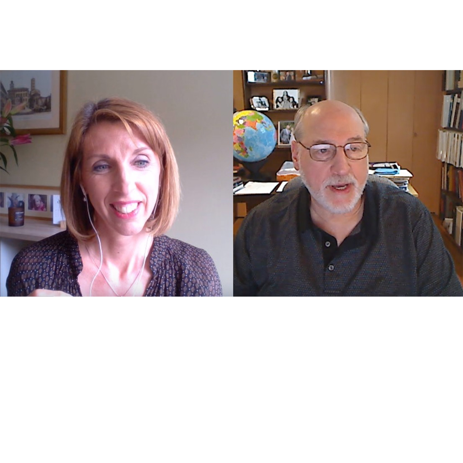 052 The Benefits of Body Identical Progesterone - Professor James Simon & Dr Louise Newson