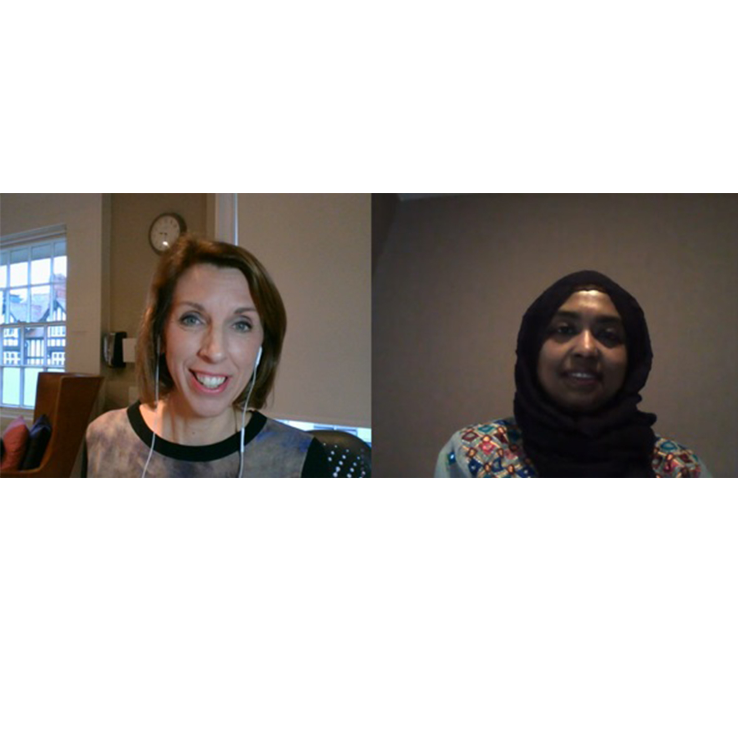 090 Talking About Menopause with Women From Ethnic Minorities - Rushna Mia & Dr Louise Newson