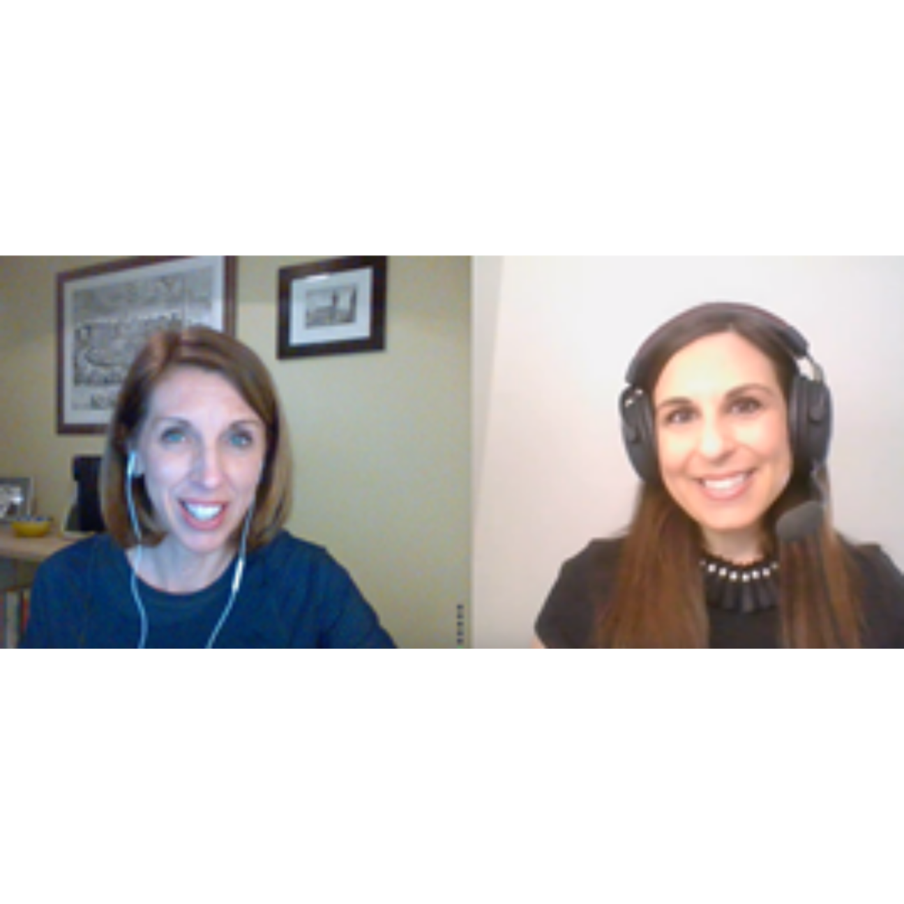092 Menopause care and education in the United States and Britain - Heather Hirsch and Dr Louise Newson