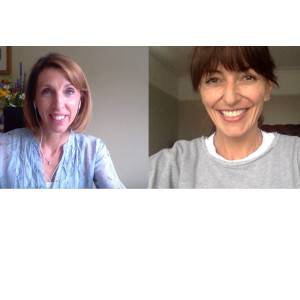 058 Changing the Perception Around HRT - Davina Mccall & Dr Louise Newson