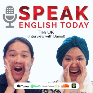 [Global Village] The UK (Interview with Daniel)