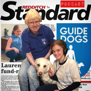 Redditch Podcast: Let's Party For The Guide Dogs!