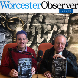 Worcester's historic Gaols, their inmates and crimes with Bob Blandford...