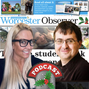 Worcester Podcast - Local News and Discussion with Rob and Claire...
