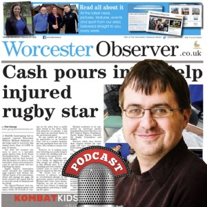 Worcester Podcast... this week's local news, views and letters