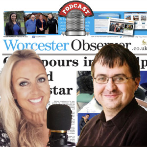 Worcester Podcast! The stories behind the stories this week in Worcester...