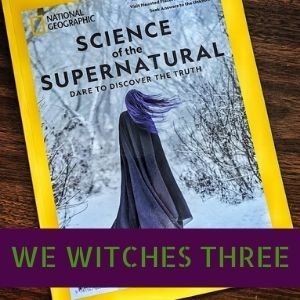 🦁 NatGeo - 🧪 Science of the Supernatural 🔮 LIVE Podcast 🎙️