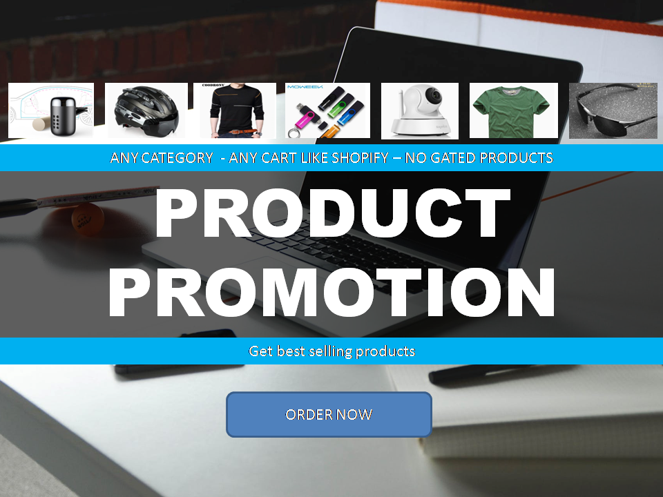 Shopify store and product promotion podcast