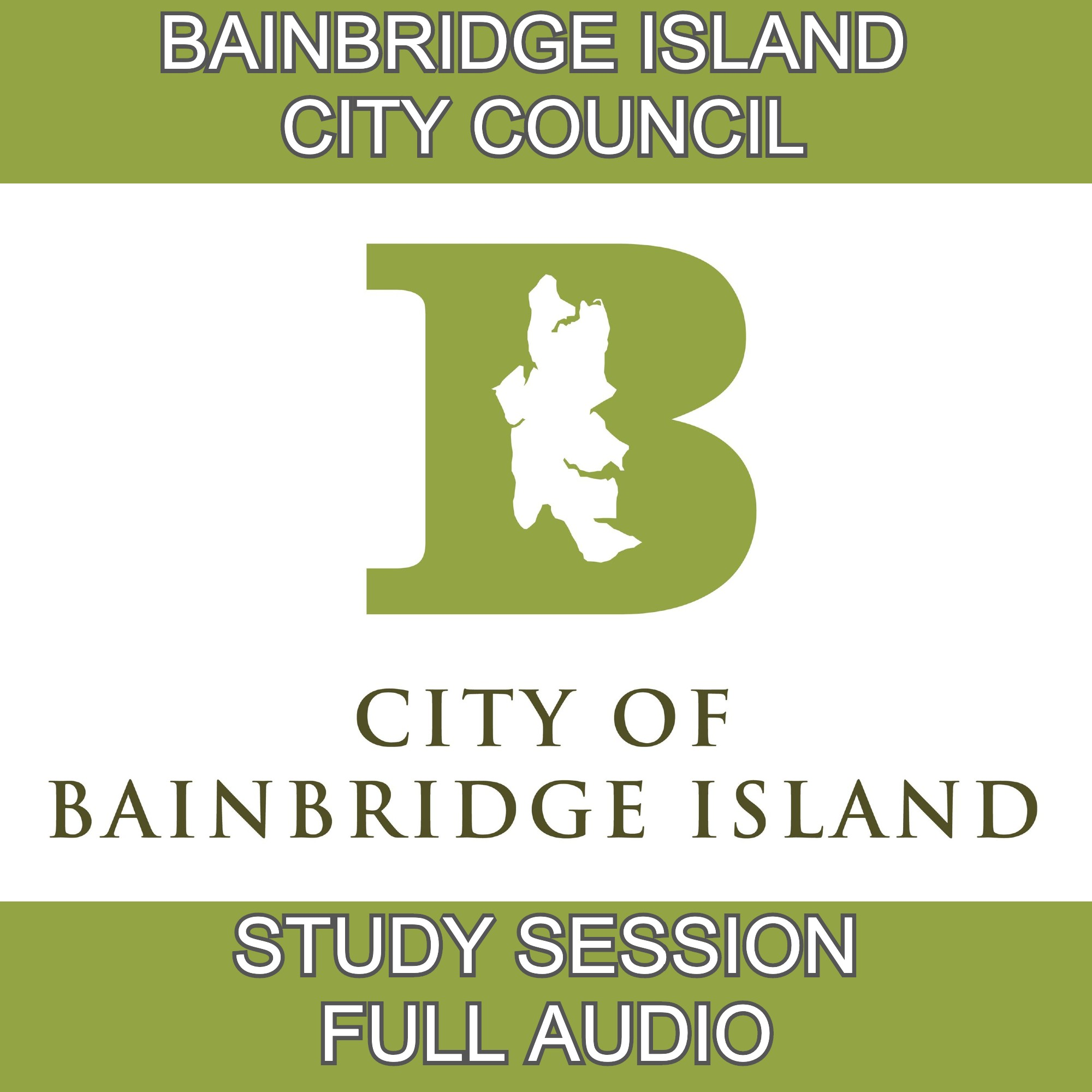 CITY COUNCIL STUDY SESSION CITY OF BAINBRIDGE ISLAND | TUESDAY, OCTOBER 06, 2020