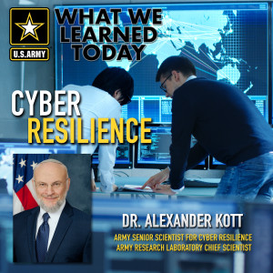 Army embraces Cyber Resilience