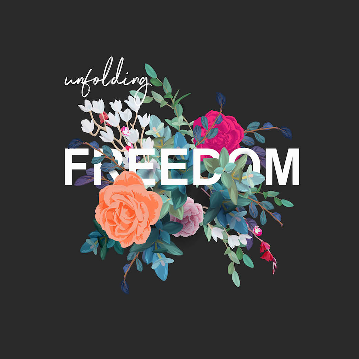Unfolding Freedom - Easter Sunday - 21 April 2019