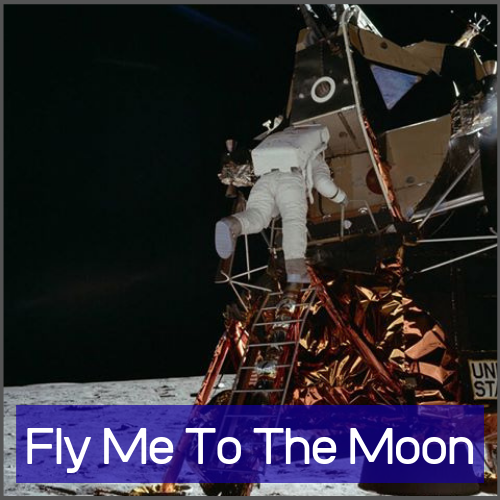 Fly Me To The Moon - Linden Observatory