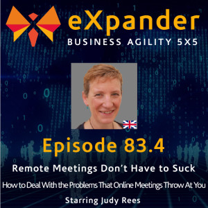 83.4 How to Deal With the Problems That Online Meetings Throw at You