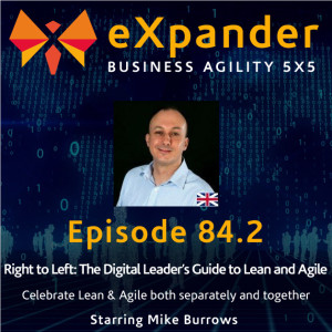 84.2 Celebrate Lean & Agile Both Separately and Together