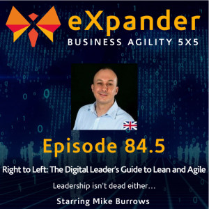 84.5 Leadership isn't Dead Either…