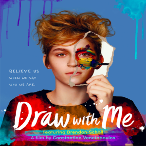 Constantine Venetopoulos, director of Draw With Me