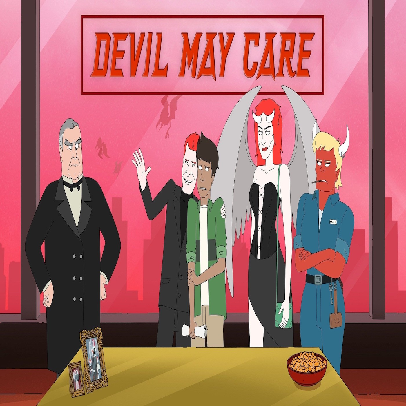 Douglas Goldstein, creator of Devil May Care