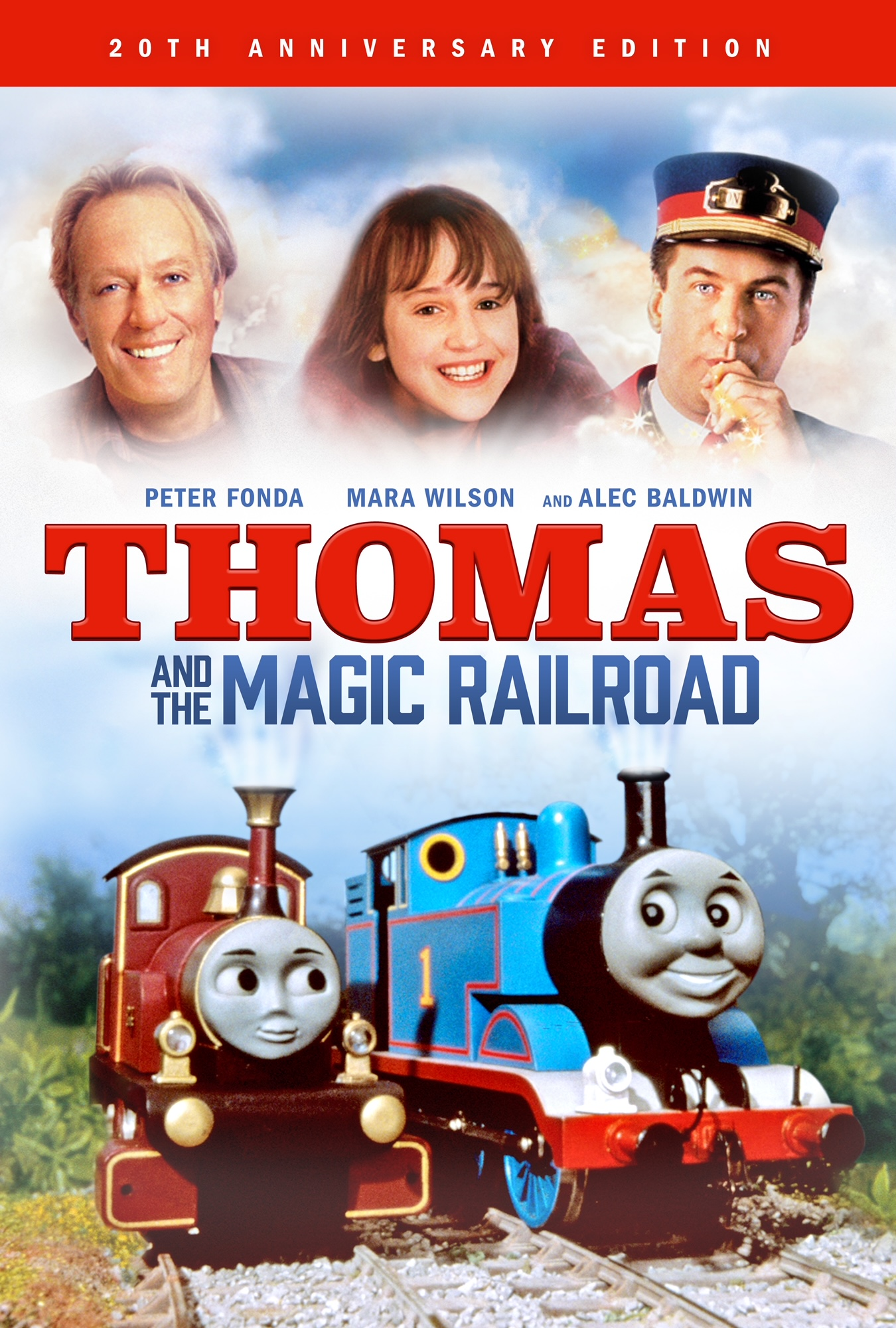 TTTE & Chill: Thomas and the Magic Railroad