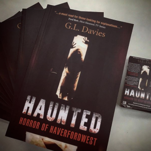Welcome to a new season and WIN Haunted: Horror of Haverfordwest