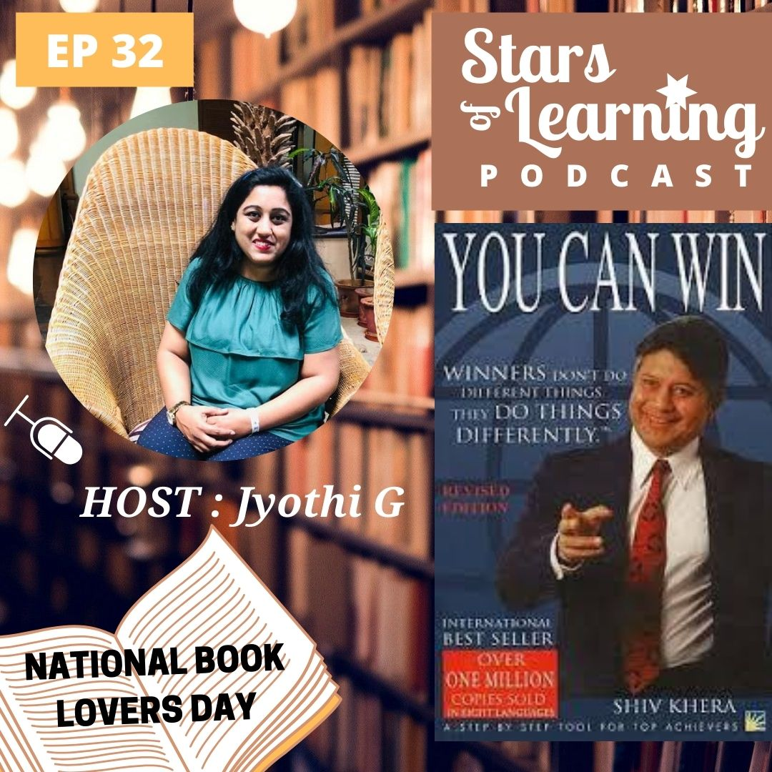 Ep 32: You Can Win on National Book Lovers Day (Solo)