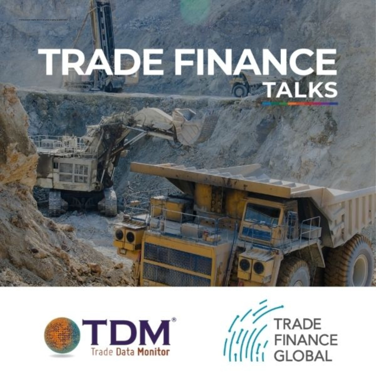 Chief Economist insights: are iron ore prices propping up global trade?
