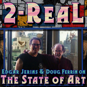 2-ReaL, The Podcast: Vol. 1 No. 1 There is a Void: Drawing
