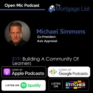 Ep. 19 Building a Community of Learners with Michael Simmons